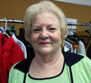 Sue Bratton, Office Manager for all of Kevin's