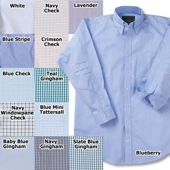 Kevin's Ergonometric Egyptian Cotton Shirt