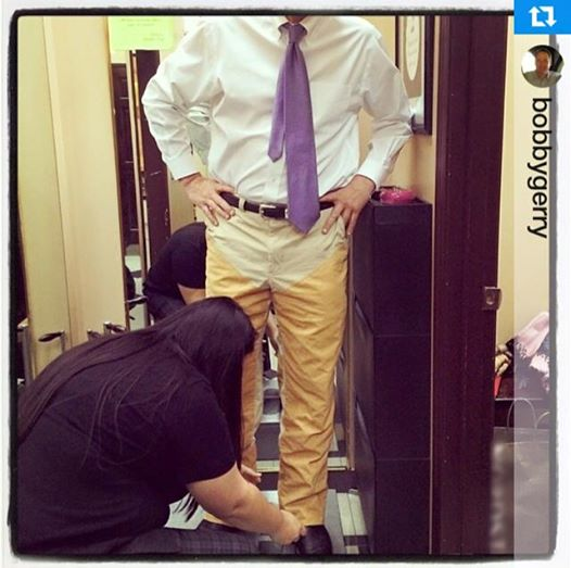 Play hooky? Post your pics and tag @kevinscatalog #repost  | Tailored to the Sporting Lifestyle |  ・・・ Hooky from work to hem brush pants. Thank you @kevinscatalog